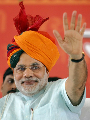 Narendra Modi, polarizing Indian politician, gains power