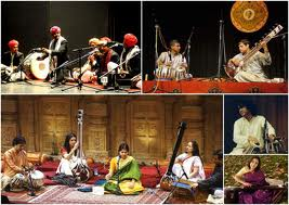 Indian classical music tradition